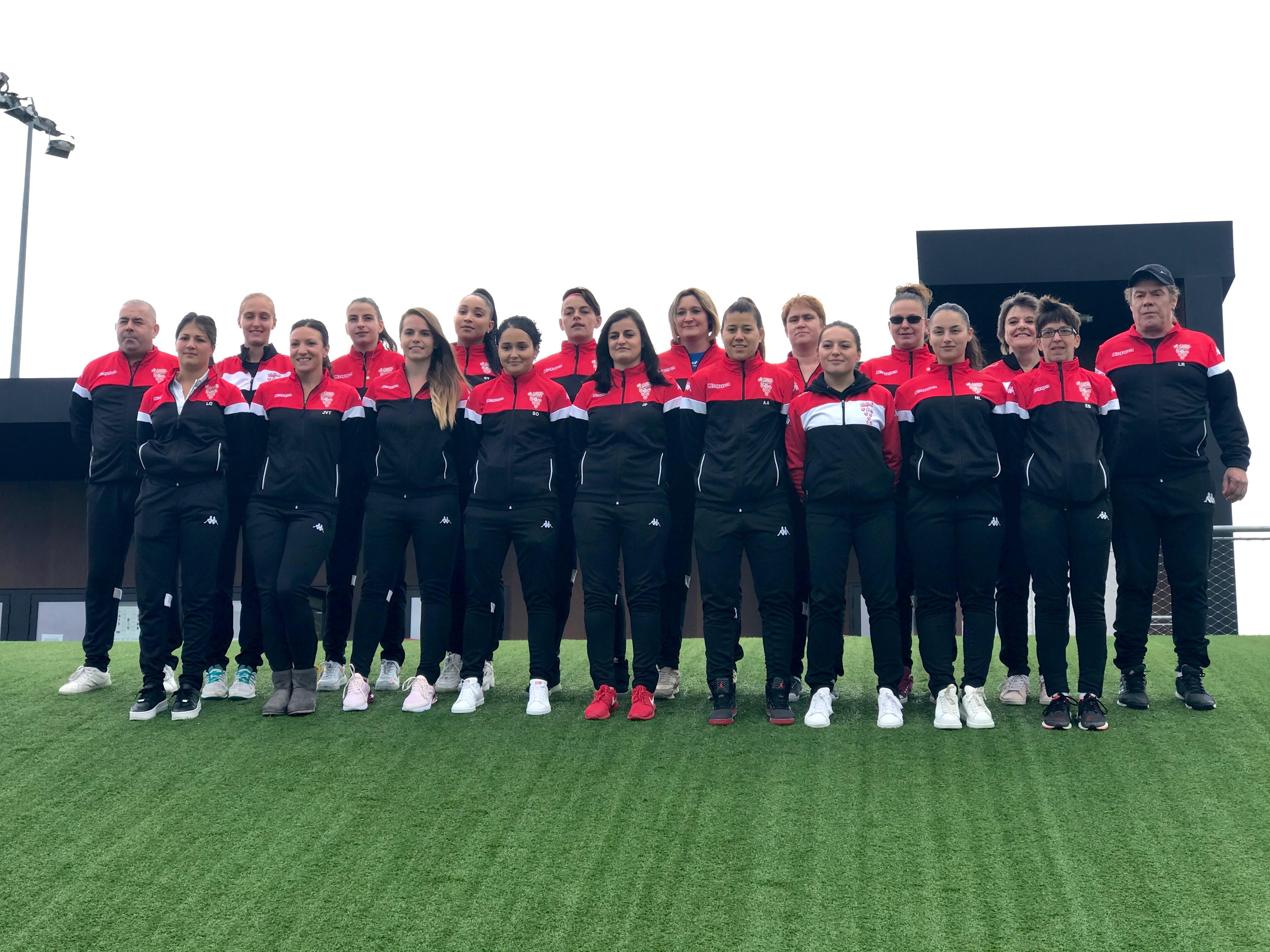 Féminines 2019-2020